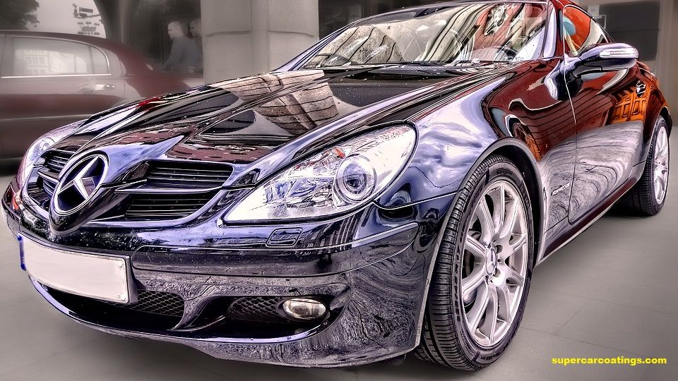 Choosing the best paint protection for a new car, how