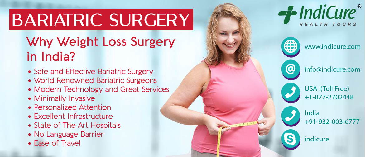 Affordable Weight Loss Surgery In India Definitely Make It One Of