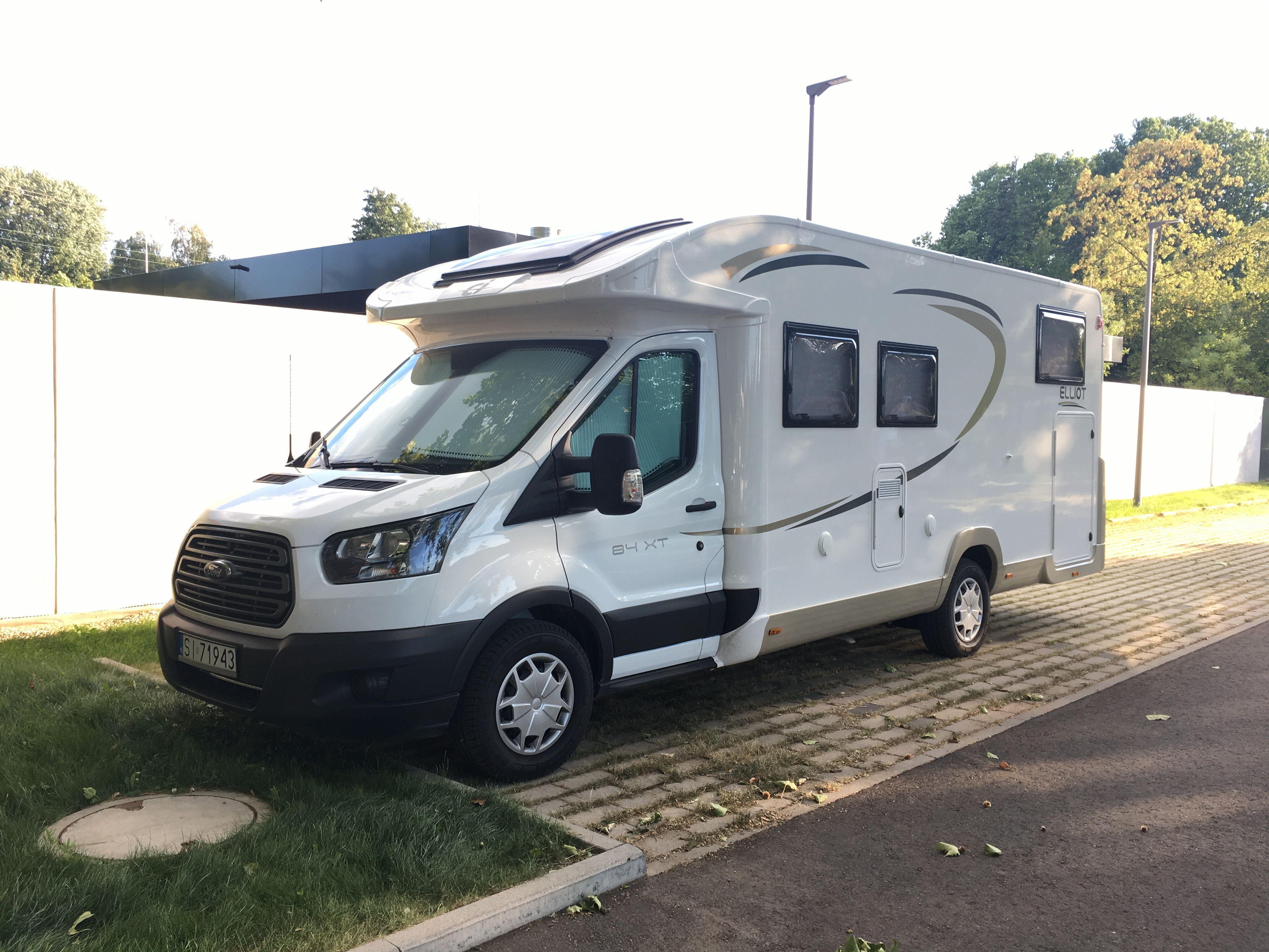 CI ELLIOT 10XT FORD Camper, kamper, wohnmobil, RV Camp&Truck