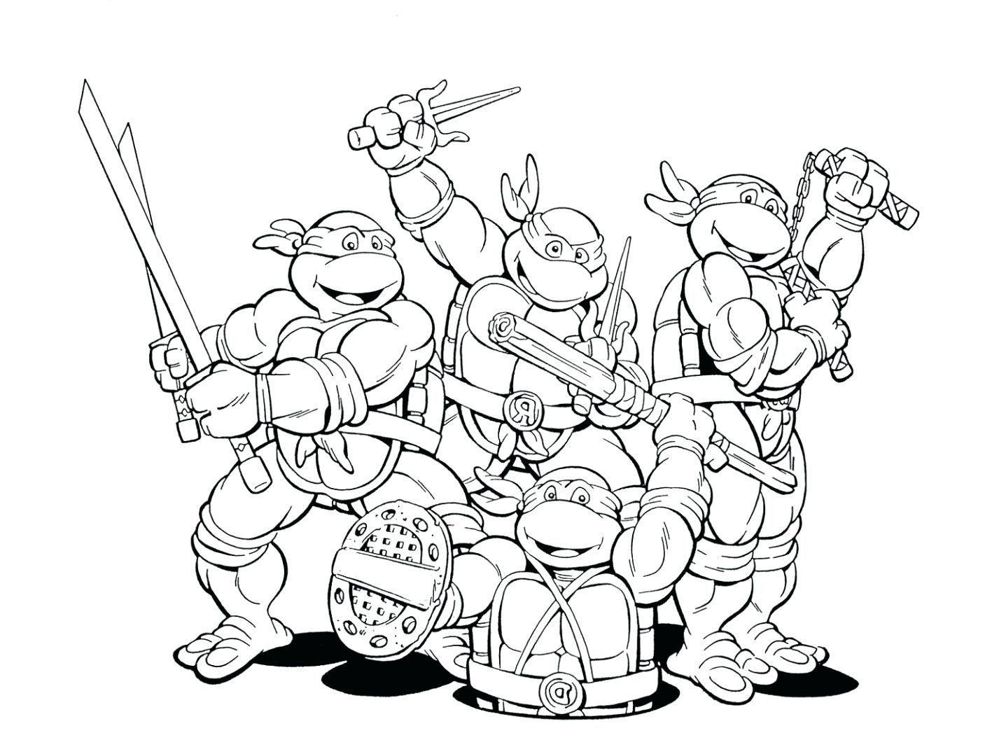 Ninja Turtles Coloring Pages Fresh Teenage Mutant Ninja Turtles Coloring Pages Nickelo Turtle Coloring Pages Cartoon Coloring Pages Ninja Turtle Coloring Pages