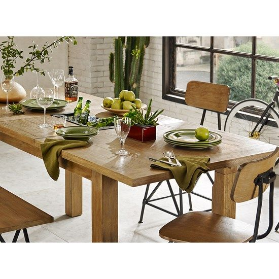Cooper Dining Gathering Table Ink Ivy Affordable Dining Room