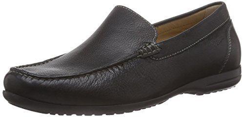 CARANA 51110, Chaussures basses femme - Noir - V.6, 35.5 EUSioux