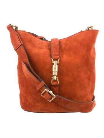 3ac996d9063 Gucci Jackie Soft Bucket Bag