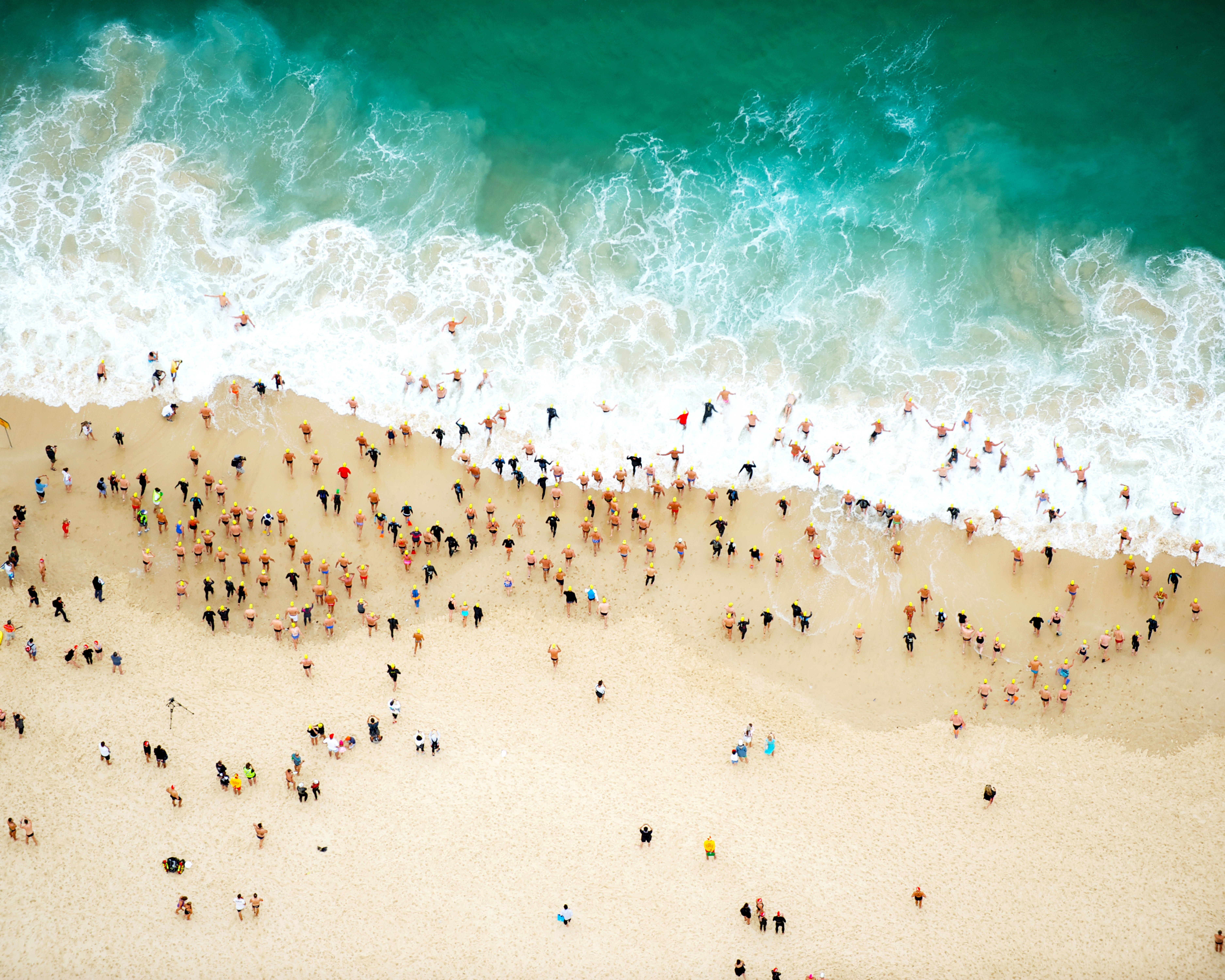 13 Stunning Aerial Photographs Of Beaches Photography