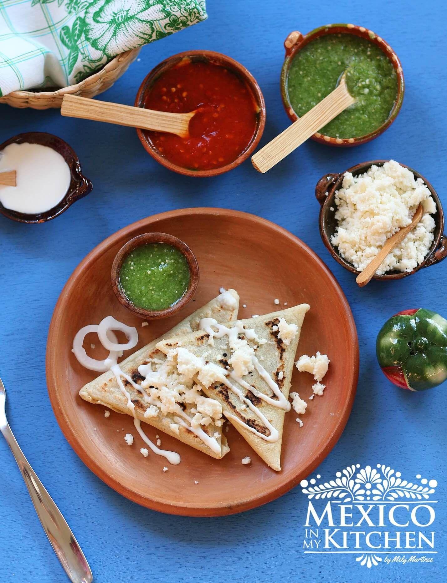 Oaxaca Tetelas Recipe | Mexican Food Recipes |Mexicoinmykitchen  #mexicanrecipes #mexicanfood #mexicancuisine