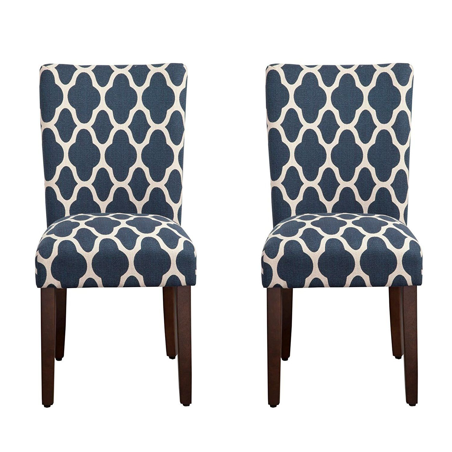 Best Amazon Com Kinfine Parsons Upholstered Accent Dining 400 x 300