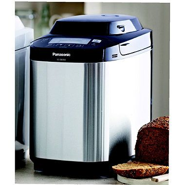 Panasonic Stainless Steel Bread Maker - From Lakeland | Home ...