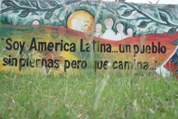 América latina   Tatuaje de calle, Canciones