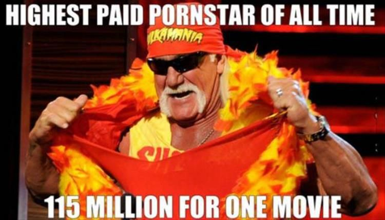 Porn Highest stars male paid