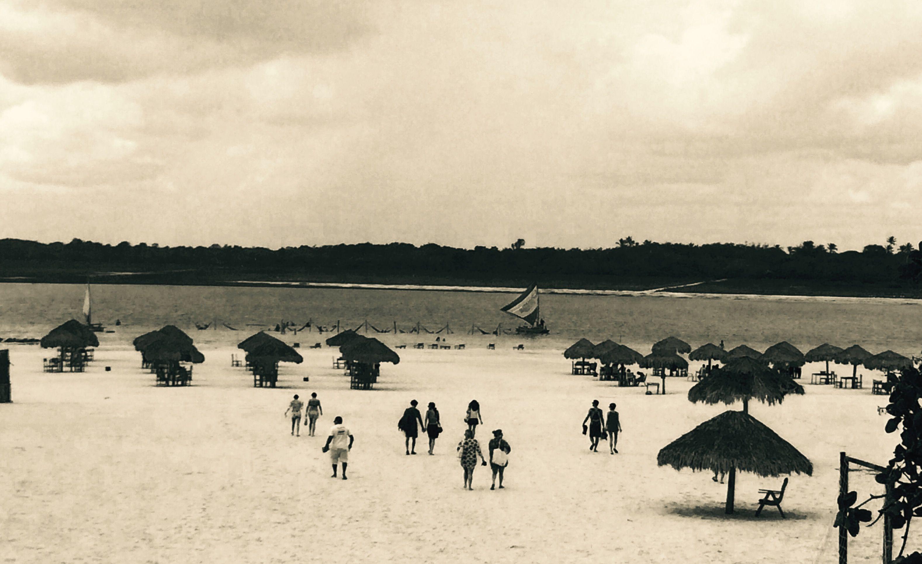 Lagoa Paraíso, CE, Brasil.