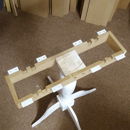 High Quality I Have Received Plenty Of Requests On How To Make A Drop Leaf Table And  Most Of The Instructions You Find Are Extremely Complex. This DIY Round Drop  Leaf ...