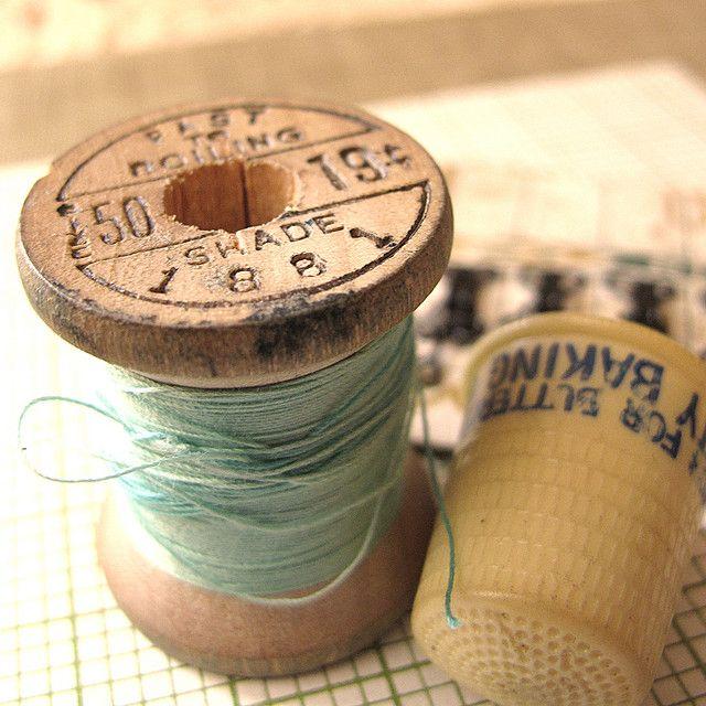 thread & thimble
