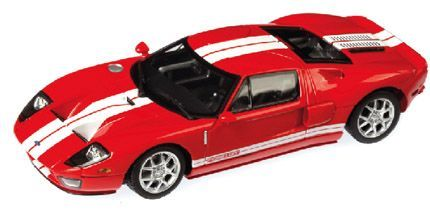 Ford Gt Top Gear Power Laps   From Minichamps