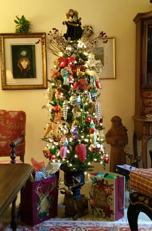 Rated 5 Out Of 5 Stars | Artificial christmas tree ...