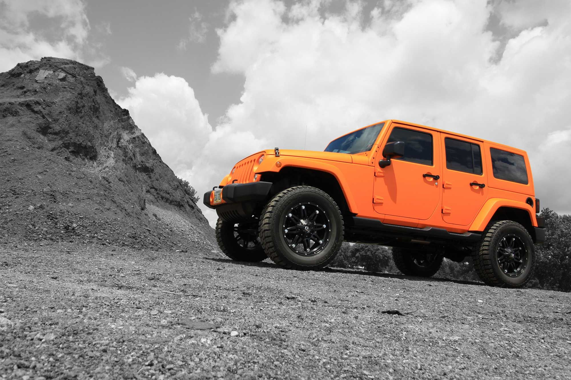 How Much Does It Cost to Wrap a Jeep Wrangler? DIY or Pro