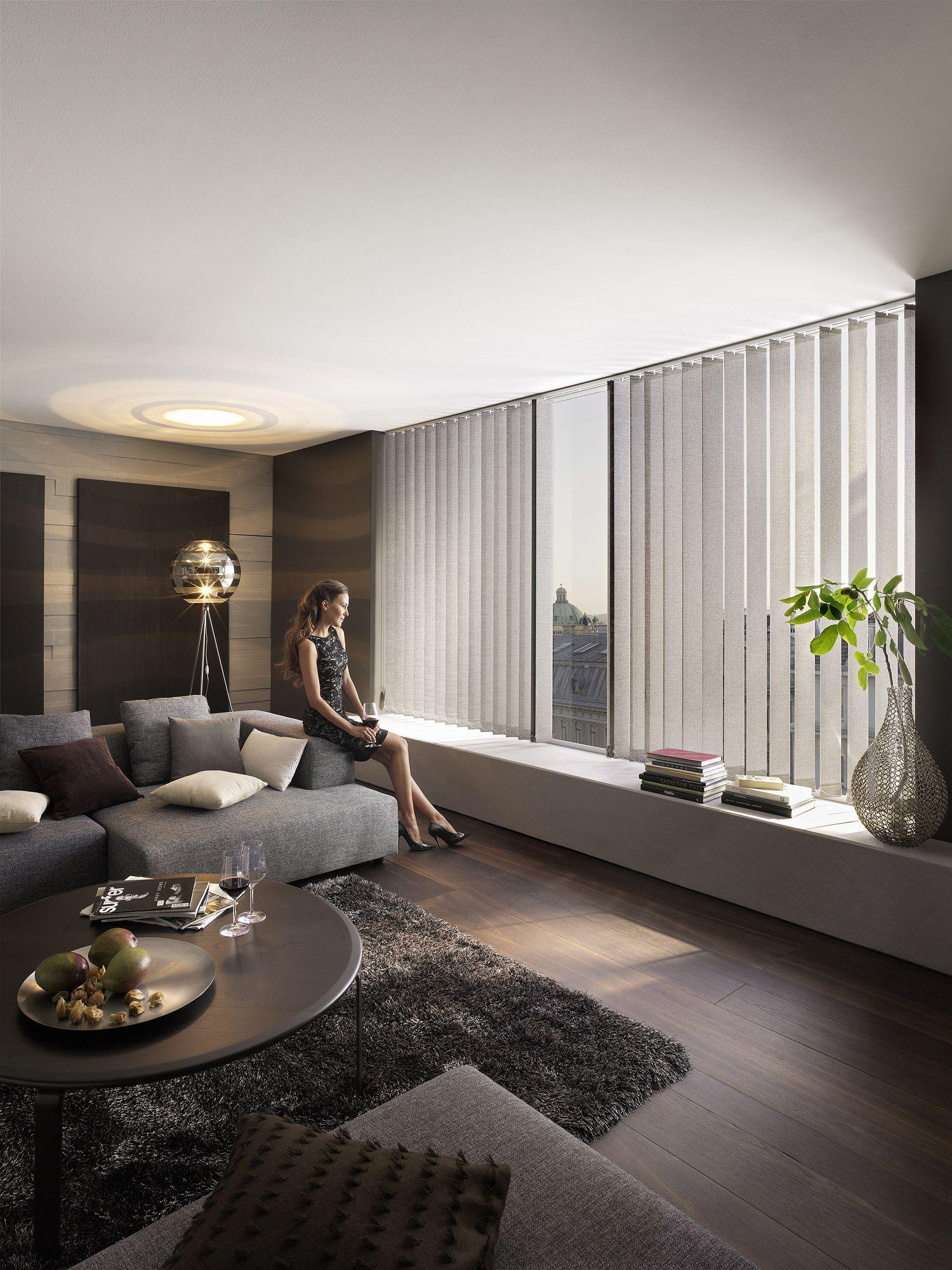 Vertikaljalousie Leha Wohnzimmer Lounge Pinned By Www Wagner