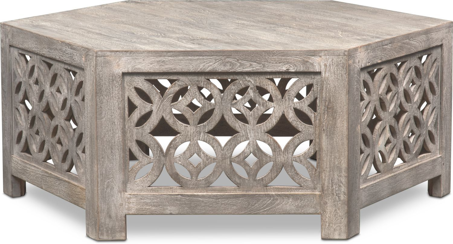 Parlor Cocktail Table Gray Value City Furniture And Mattresses Coffee Table Design City Furniture Coffee Table [ 808 x 1500 Pixel ]