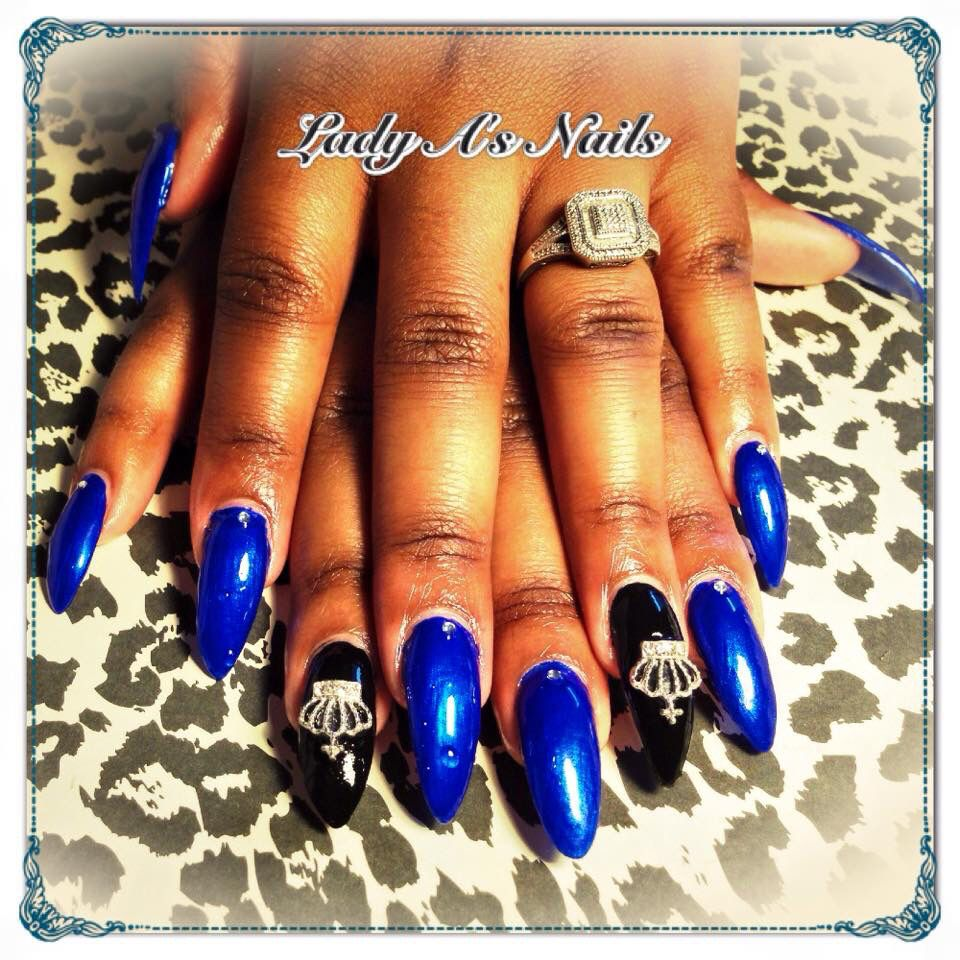 Lady A's Nails contact via text Nails, Beauty, Lady