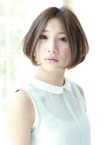 short sweet japanese haircut  japanese short hair