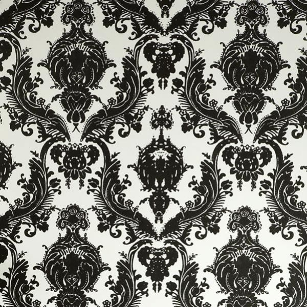 Black And White Wall Paper black and white wallpaper | damsel black & white - tempaper