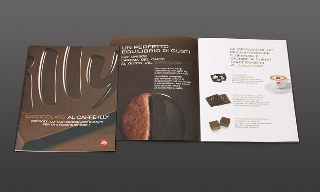 Prodotti al cioccolato on Behance