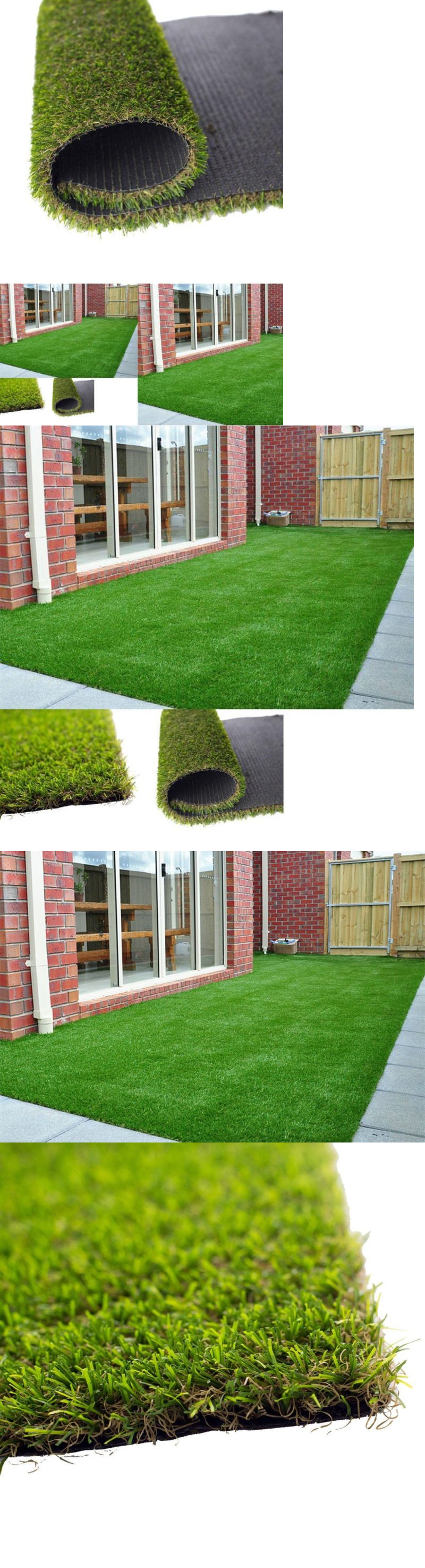 Synthetic grass artificial grass rug indoor outdoor green