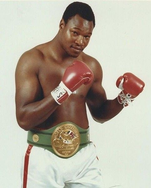 """The Easton Assassin"" Larry Holmes - One of the finest ..."