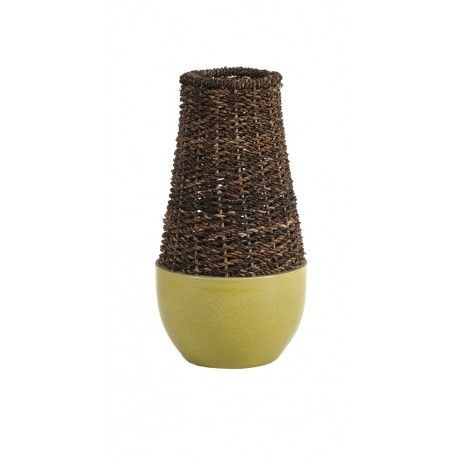 Altai Medium Basket Vase