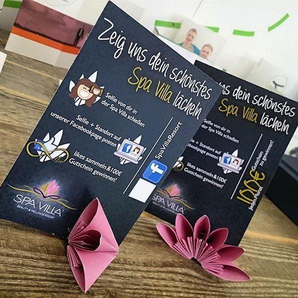 Ob Flyer Einladungskarten oder Tischaufsteller Wir haben für