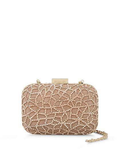 Women Box clutch - Women Women s bags on SERGIO ROSSI Online Store ... aec8ddd0aeafa