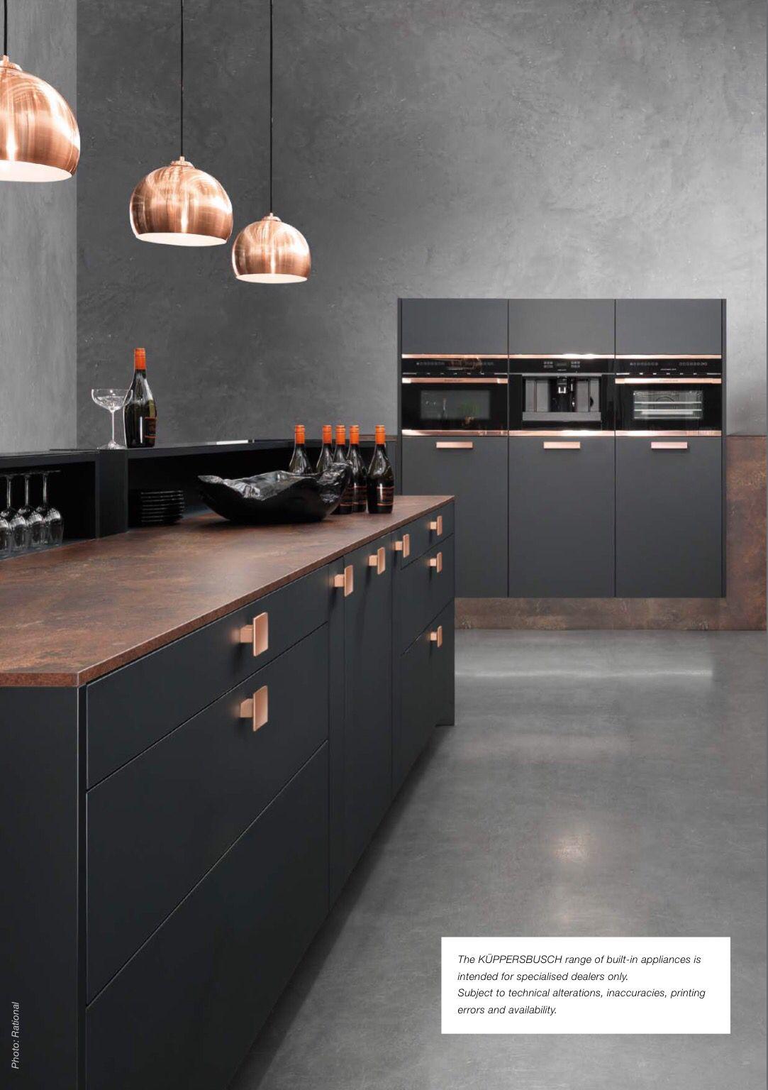 Interior Design Trends – The Dark Color Schemes are Back   Design ...
