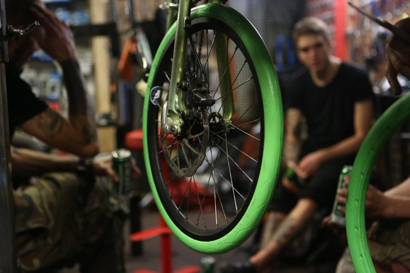 Tannus Tires Bike tire, Bicycle tires, Boy bike
