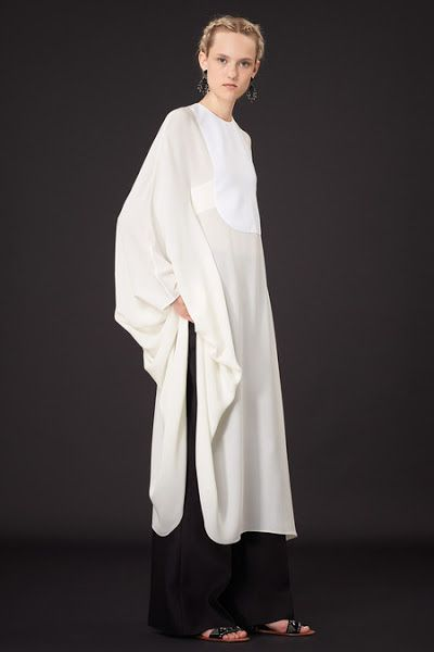 What we want nowThe Oversized Tunic