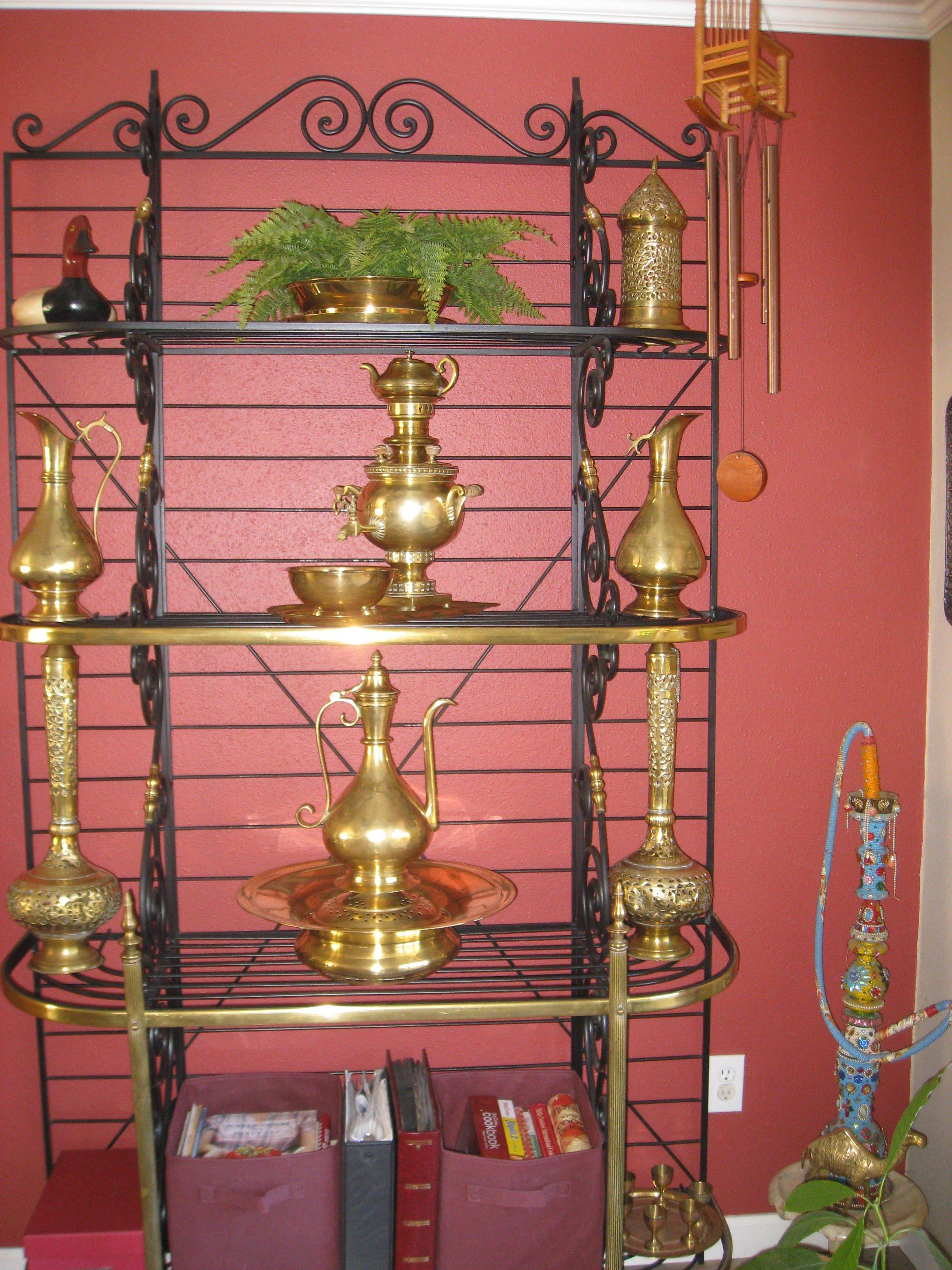 Brass hookah from iran with images home decor decor