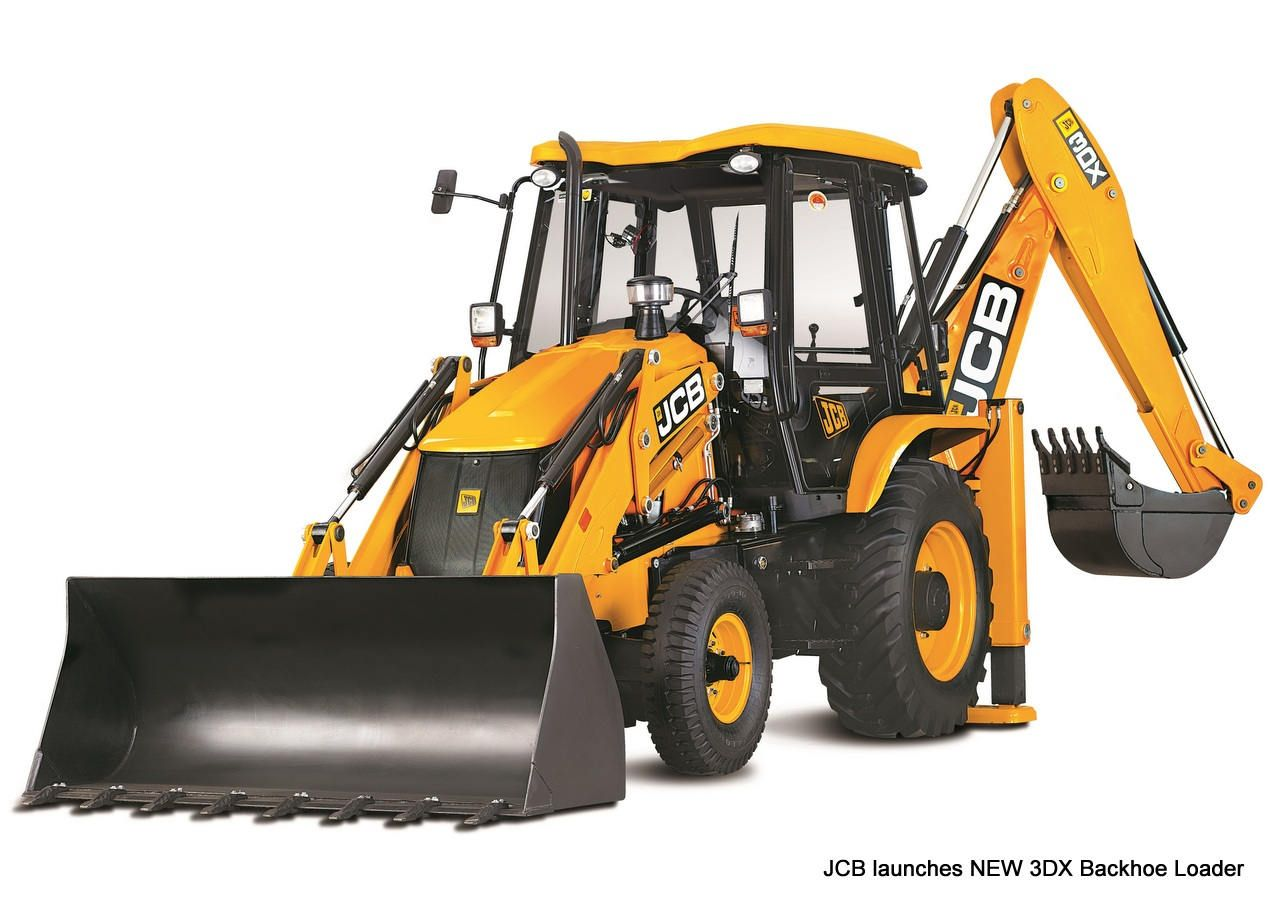 JCB launches 3DXcellence Backhoe Loader