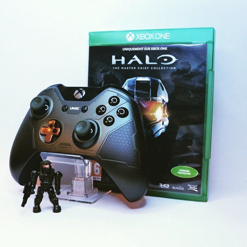 Halo 5 Master Chief Limited Edition Controller I Hope With
