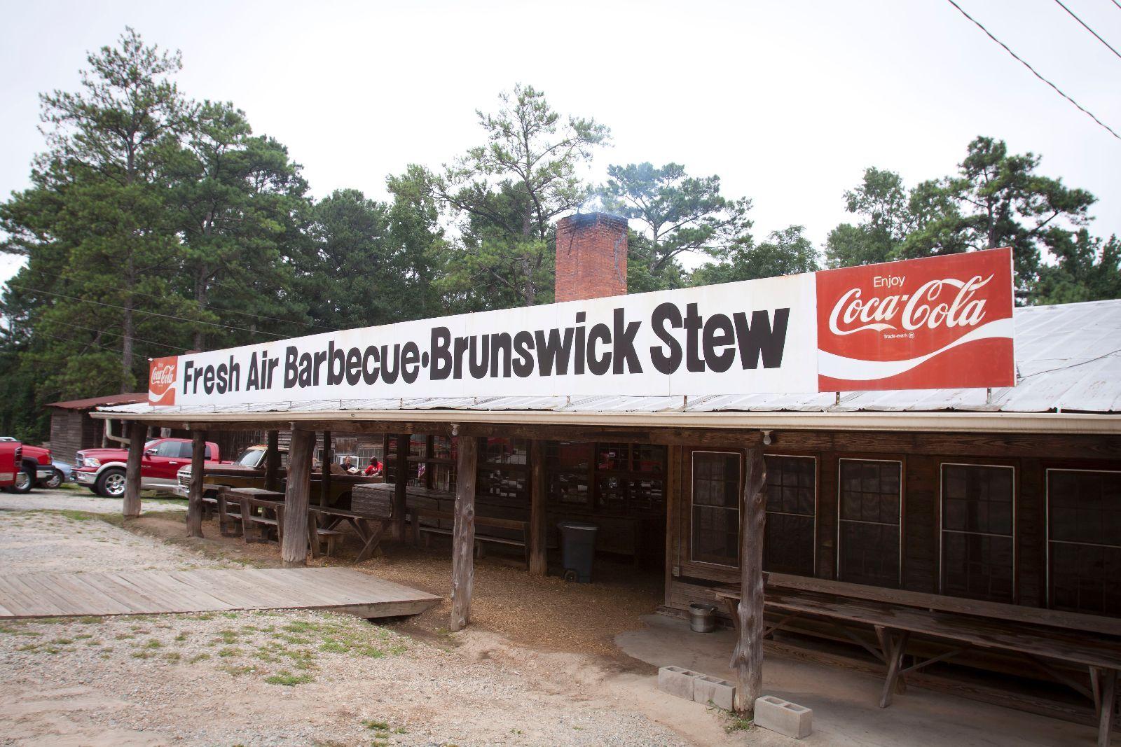Jackson Location Barbecue Bbq Signs Fresh Air
