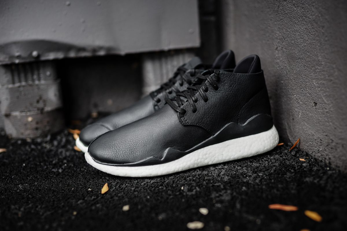 5c55b18cc4413 Yohji Yamamoto Releases One of the Most Expensive adidas Boost Sneakers Yet