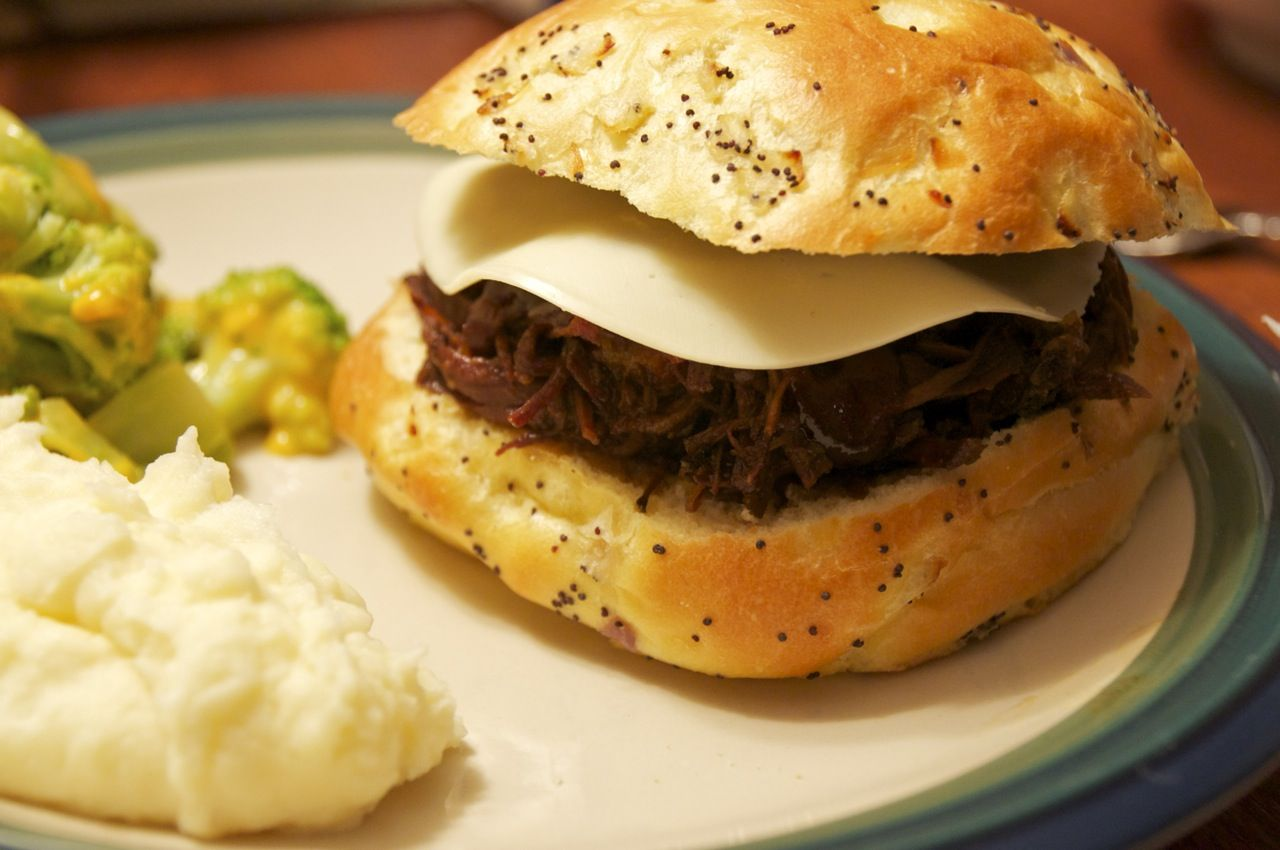 Hunk of Meat Monday: Dr. Pepper Slow Cooked Beef