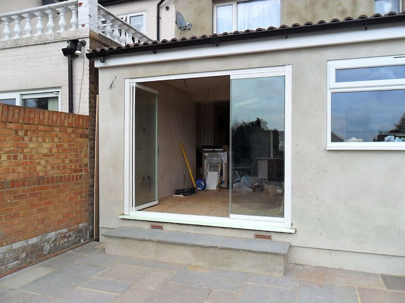Dual Sliding Patio Doors And Doors, Bi Folding Patio Doors, Folding Glass  Walls, Bespoke Sliding
