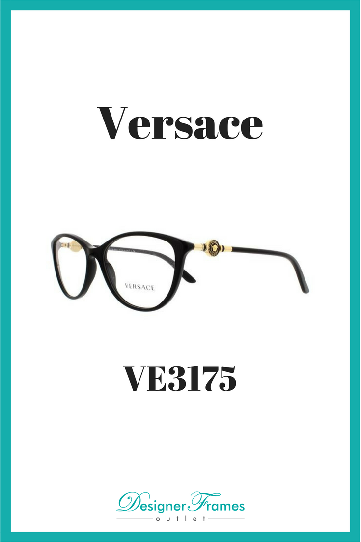 b351e5463b Versace VE3175 Classic Luxury from Versace Eyewear. Versace and other top  luxury brands are available at Designer Frames Outlet