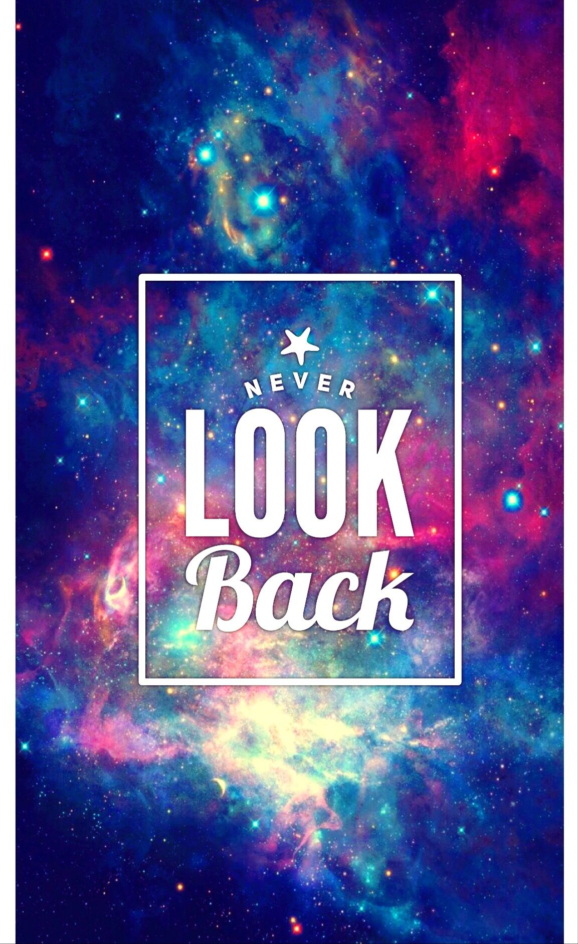 never look back wallpaper iphone samsung sony