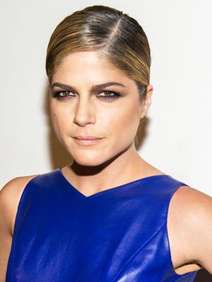 "Selma Blair on her blonde hair: ""I went blonde probably a couple of months ago. It's a process. It will probably go blonder and blonder..."""