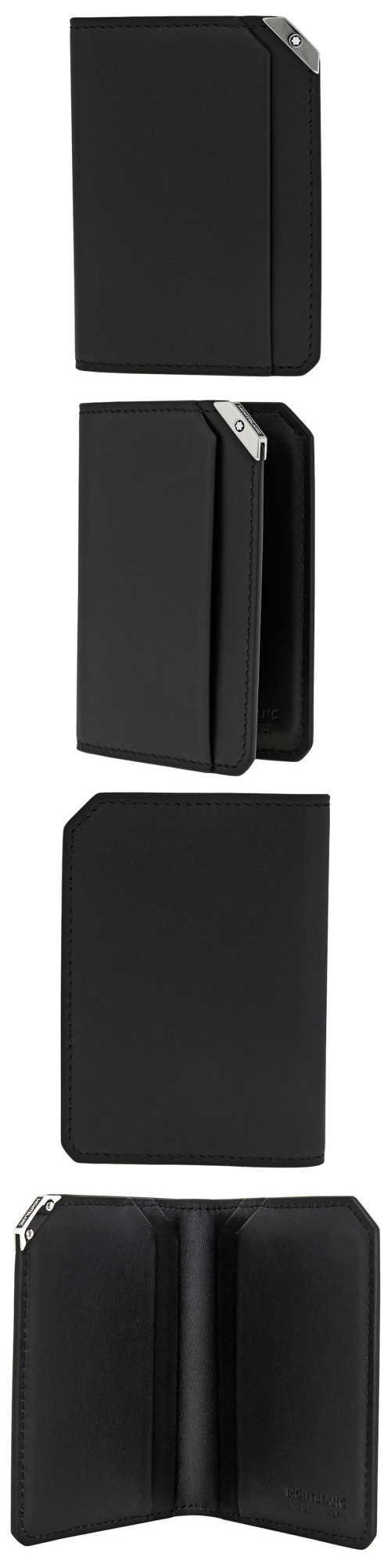 Business and credit card cases 105860 montblanc urban spirit black business and credit card cases 105860 montblanc urban spirit black buisness card holder black colourmoves