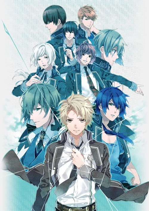 Norn9 Norn Nonet Episode 01 12 H264 480p 720p English Subbed