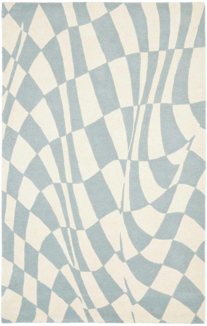 Soh763 Blue / Ivory