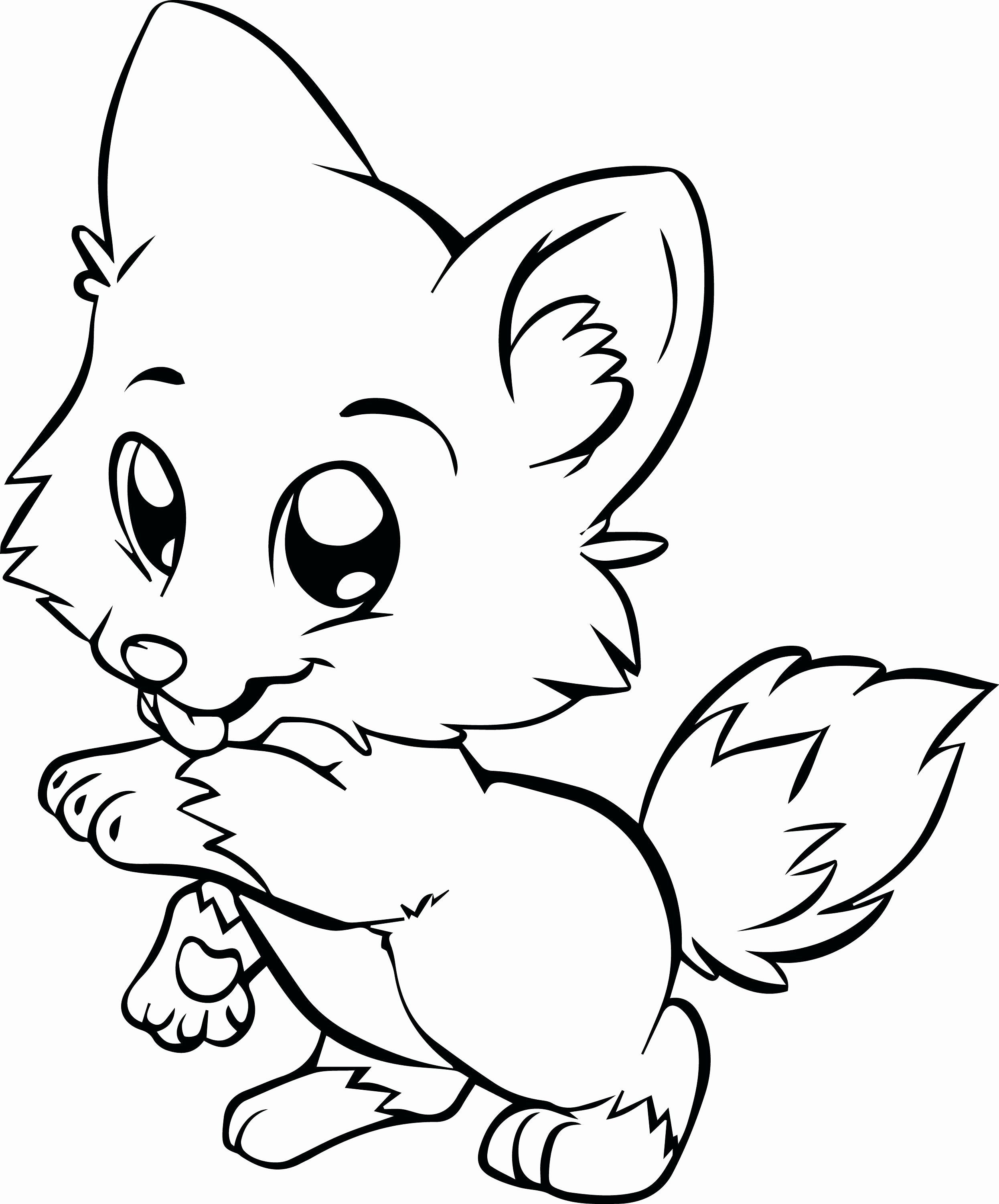 Baby Unicorn Coloring Page Best Of Cute Baby Unicorn Drawing At Getdrawings In 2020 Unicorn Coloring Pages Fox Coloring Page Animal Coloring Pages