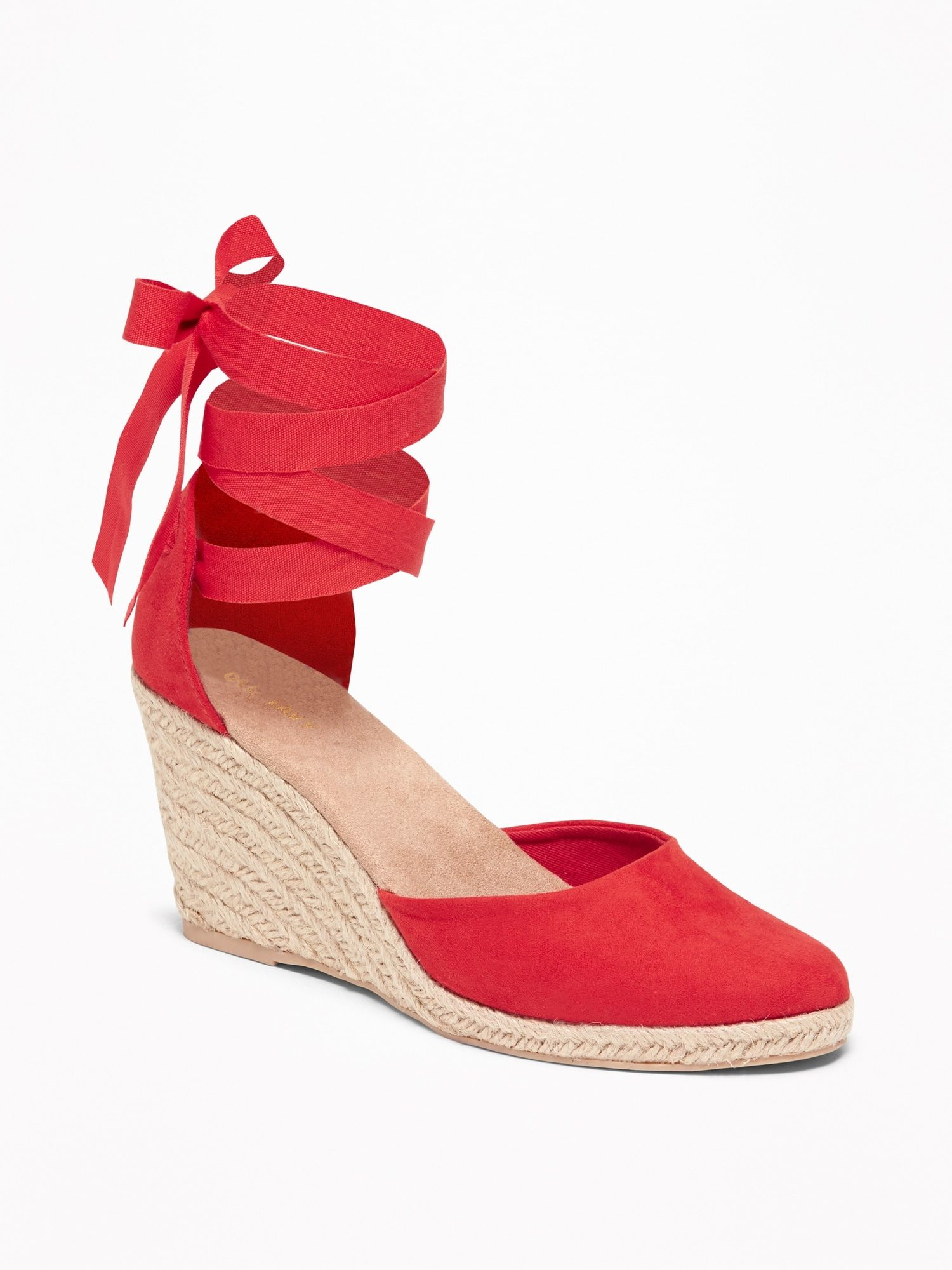 a7b6e4059a5 Faux-Suede Espadrille Wedges for Women in 2019 | Stitch Fix ...