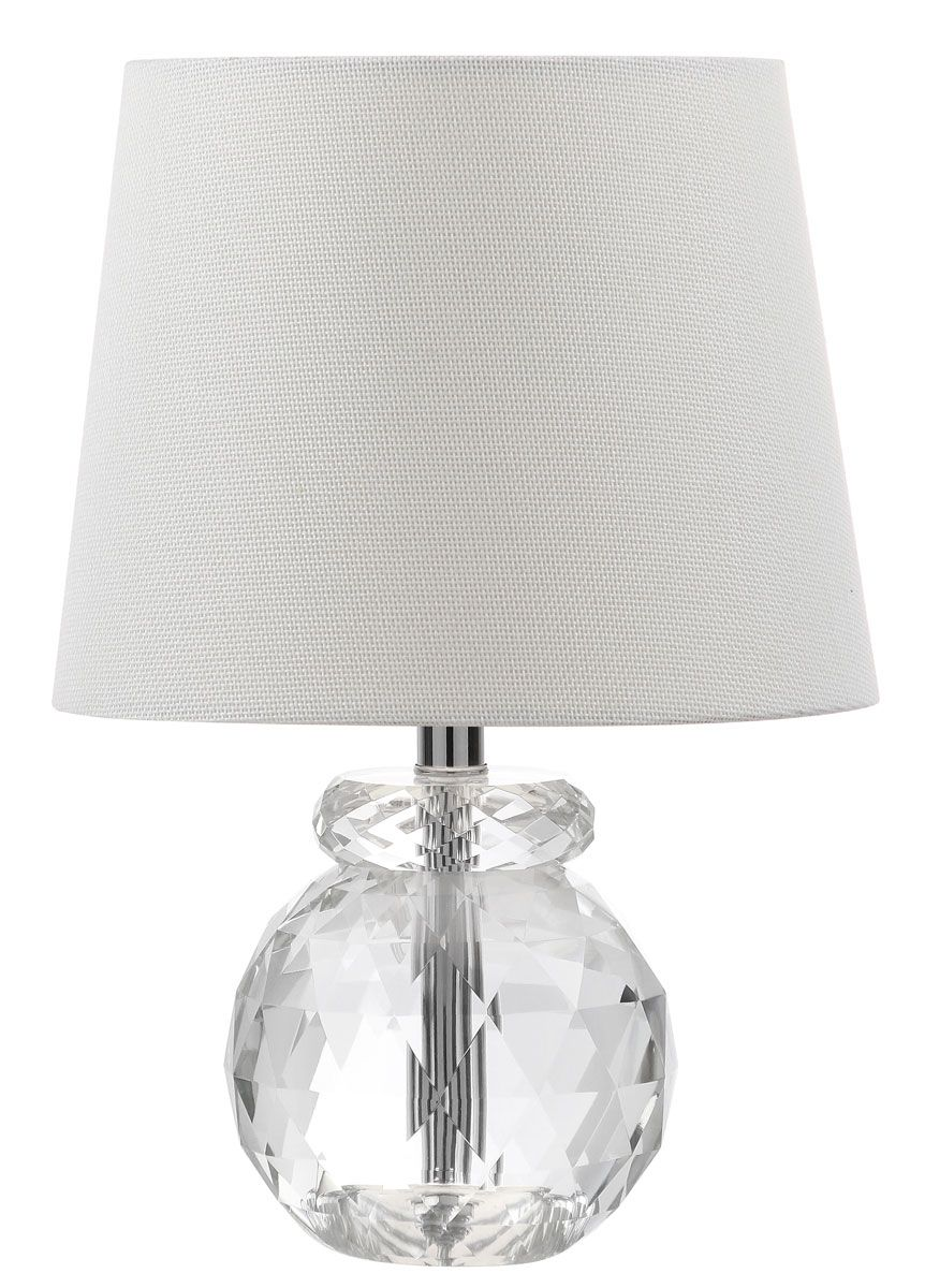 Lit4367a Table Lamps Lighting By Clear Table Lamp Crystal Table Lamps Vase Table Lamp
