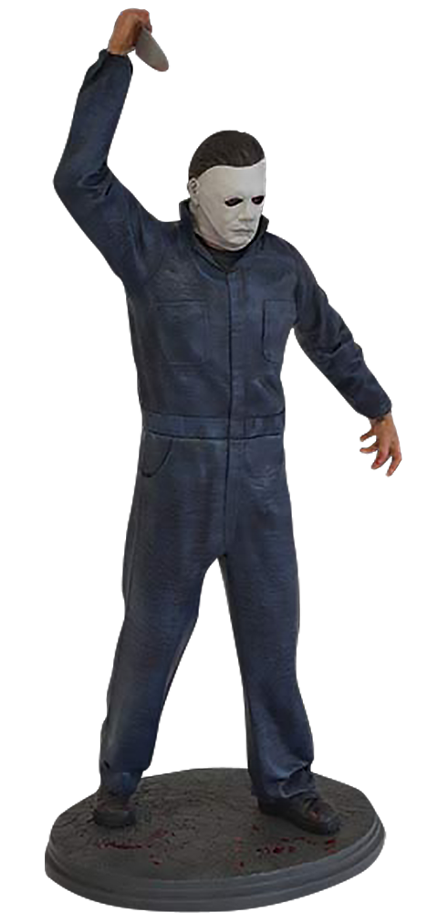 Michael Myers Statue By Hollywood Collectibles Group Sideshow Collectibles In 2020 Star Wars Humor Michael Myers Star Wars Action Figures